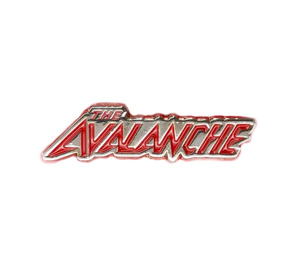 Avalanche Pin Badge2