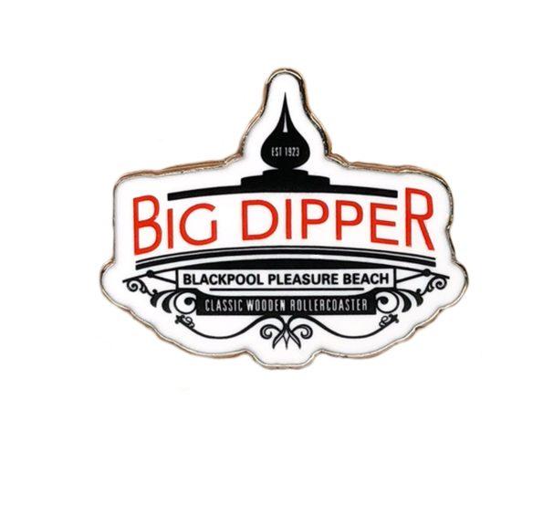 Dipper Pin Badge2