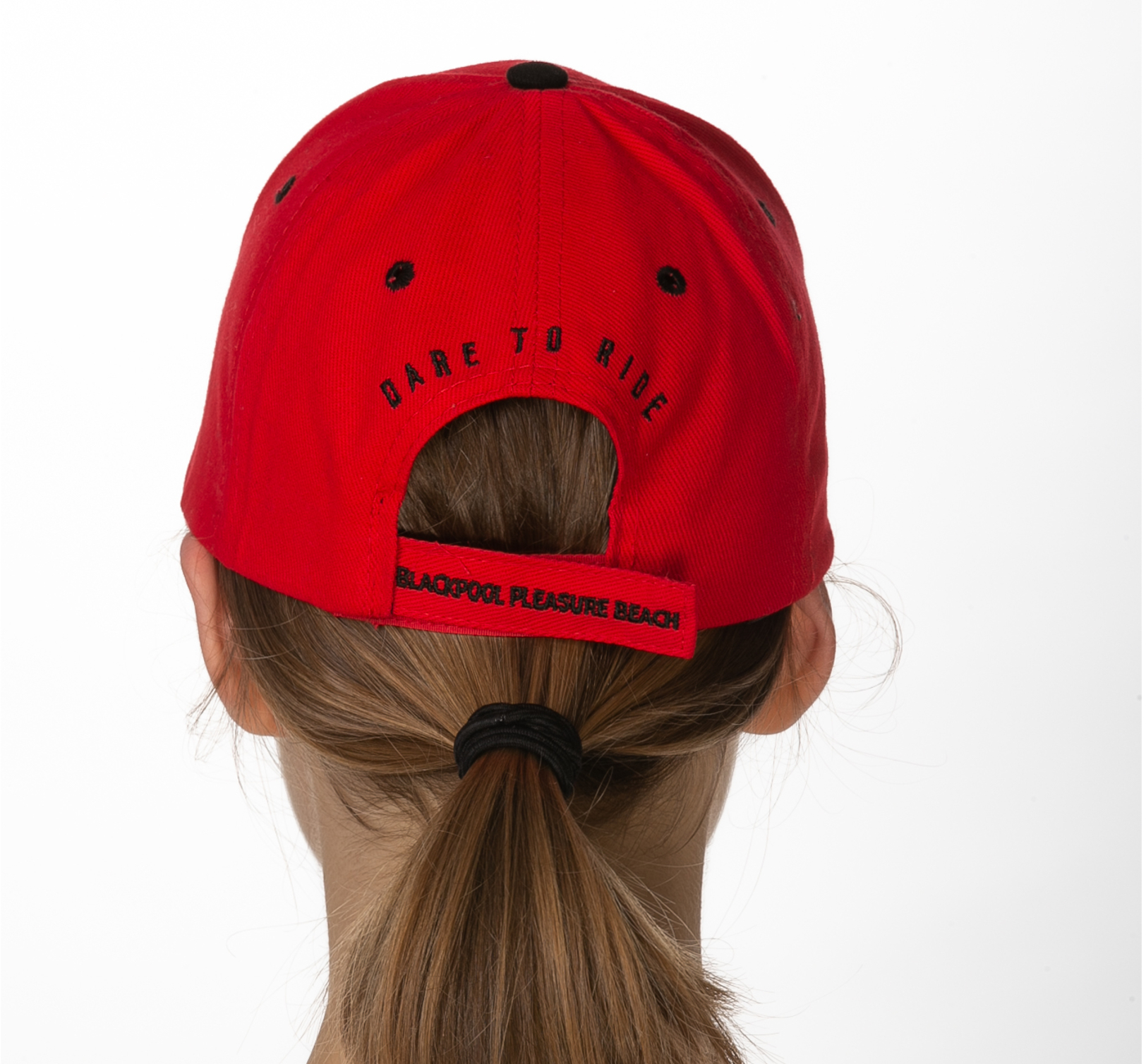 ICON Cap Red 1