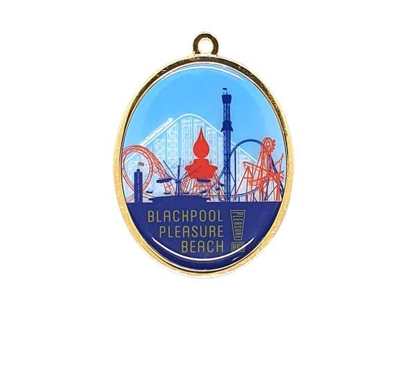 Skyline Gold Medallion2