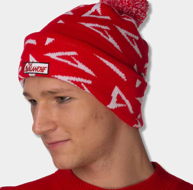 Avalanche hat 2