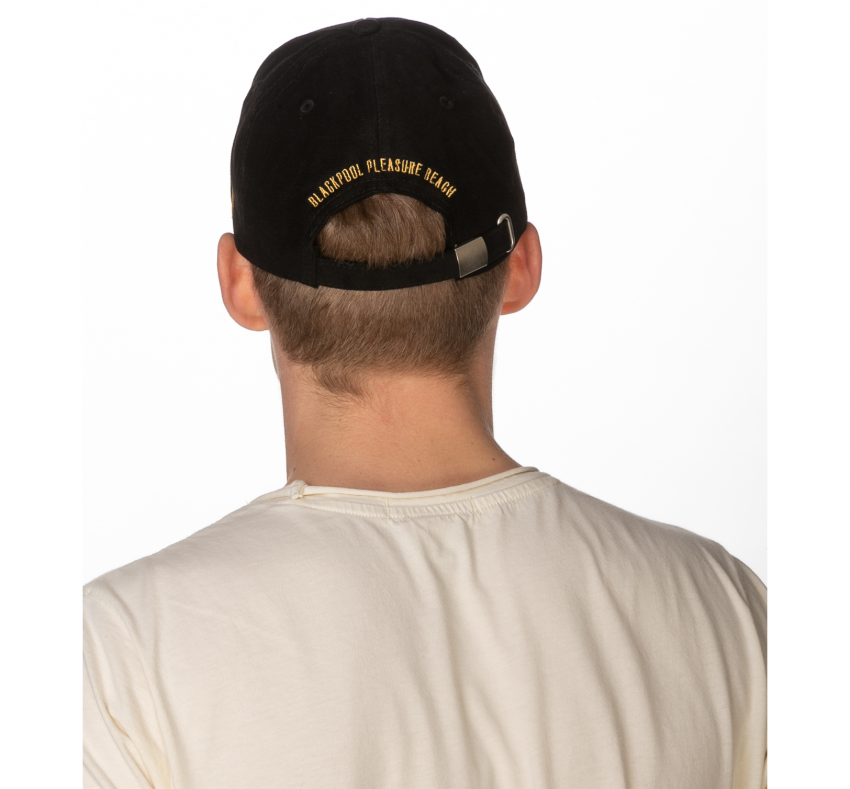 ICON Gold Logo Cap 1