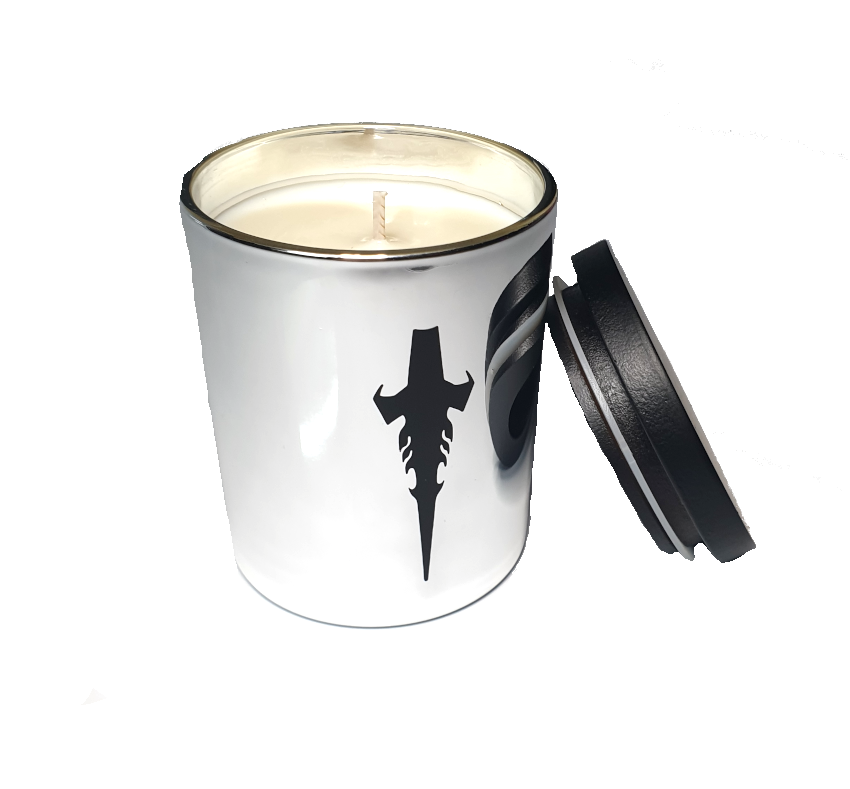 Silver ICON Candle1