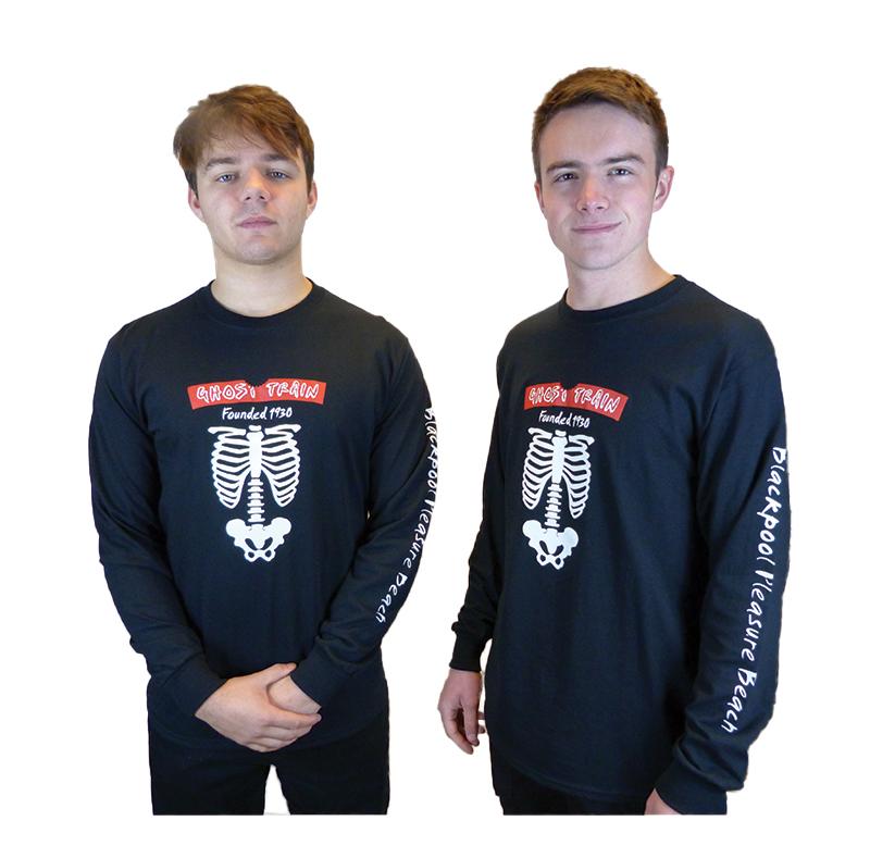 GhostTrainSkeletonShirt1