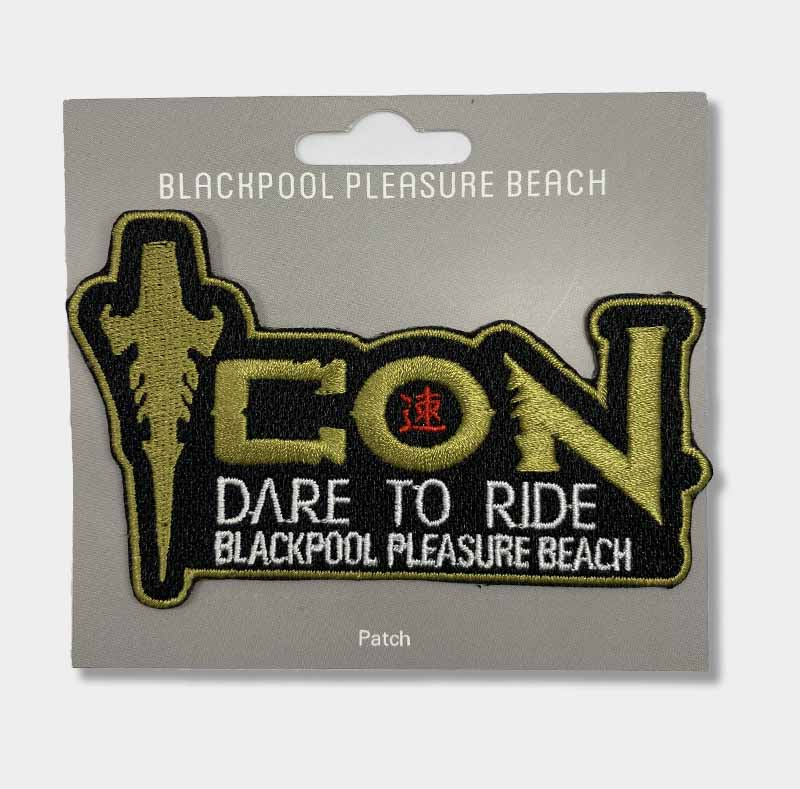 Icon embrodiery