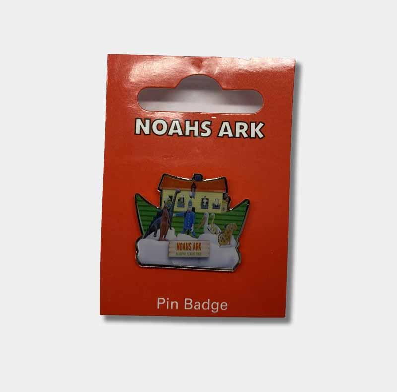 Noahs Ark Pin Badge